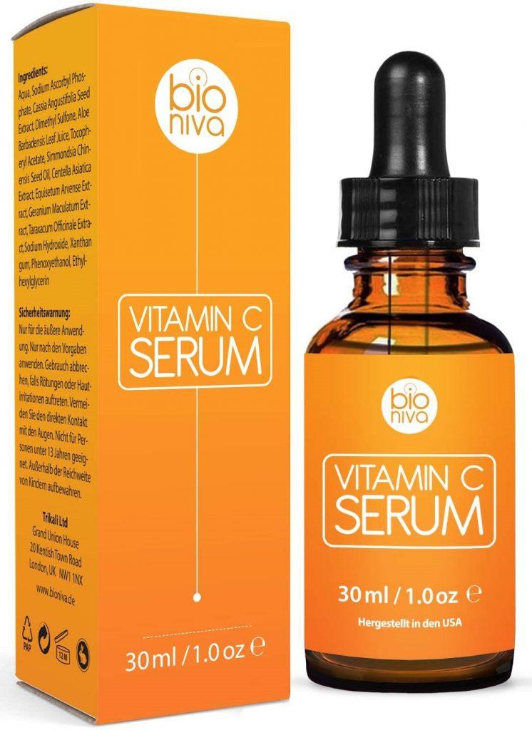 sérum vitamine C bioniva